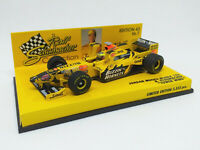 "MINICHAMPS 1/43 - JORDAN MUGEN HONDA 198 R. SCHUMACHER ""TOWER WING"" 514984340"