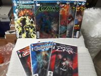 DC Mixed Lot (8 Comics) Superman, Constantine, etc. NM Condition, Free Shipping!