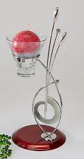 Moderne Deko-Kerzenständer & -Teelichthalter mit Blumen