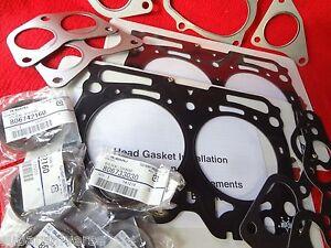 ❤️ Six Star Head Gasket Kit for Subaru WRX Impreza STi Forester XT Legacy GT