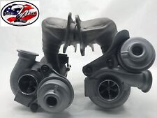 BMW 335i 135i 535i N54 Twin Turbos Complete With Actuators 39.6mm X 56mm 2007-11