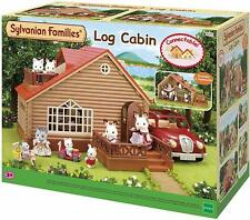SYLVANIAN FAMILIES - 4370 CASA Campagna - Log Cabin