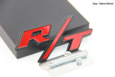 B209 RT 3D Kühlergrill vorn Emblem Badge car Sticker Frontgrill