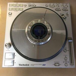 Technics SL-DZ1200 SLDZ1200 CD Player Digital Turntable Good  Used  Working