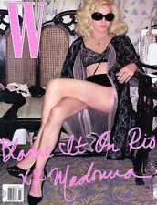 Madonna - W Magazine