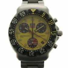New listing Tag Heuer Formula 1 Professional Chronograph Wrist Watch