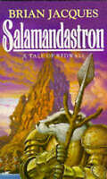 Salamandastron (Red Fox Older Fiction), Jacques, Brian, Very Good Book