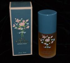 Vintage LES FLEURS SPRAY MIST ALYSSA ASHLEY 2 FL OZ 59 ML Boxed approx. 85% full