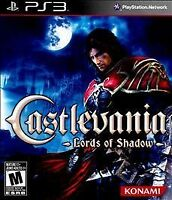 Castlevania: Lords of Shadow (Sony PlayStation 3 / ps3, 2010) Brand new.
