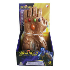 Marvel Infinity War Thanos Gauntlet Kid Boy Cosplay Glove Playset Party Game Toy