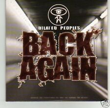 (I484) Dilated Peoples, Back Again - DJ CD