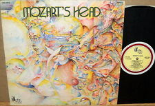 "GRAPHIC EGG (LONDON) ""Mozart's Head"" SOLTI CURZON BOSKOVSKY ASHKENAZY OES-6903"