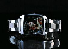 Elvis Presley Fashion Steel Watch Wrist Quartz Woman Man Lady GDM01
