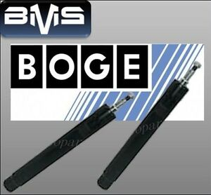 Boge  Shock Absorber Shocks Oil Front Audi 100 2.2 1989-1991 /kyb66600 ( Pair )