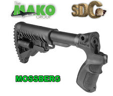 MAKO FAB Tactical Pistol Grip Collapsible Buttstock Stock Mossberg AGM500-FK