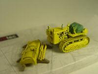 Kettenraupe Bulldozer D 7 als Ladegut - Artitec HO  Modell 1:87  - 48780155  #E