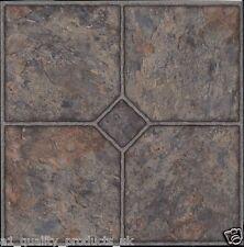 60 x Pavimento In Vinile - Adesivo - Bagno Cucina Classic Pietra 184