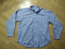 Joseph & Feiss Mens Casual Dress Shirt Size XL Non-Iron Classic Fit Long Sleeve