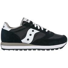 Saucony sneakers donna jazz 2044-449 nero logo scarpe sportive