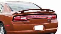 PAINTED DODGE CHARGER FACTORY STYLE REAR WING SPOILER 2011-2014