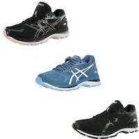 ASICS WOMENS  GEL NIMBUS 20 T850N RUNNING SHOES