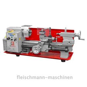Holzmann Metalldrehmaschine Tischdrehmaschine Drehmaschine Drehbank ED300ECO