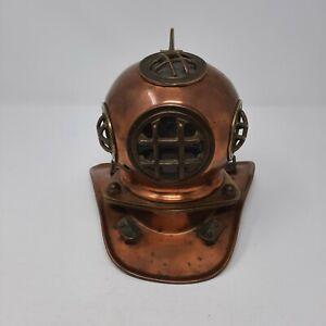 Rolex Diving Helmet AD Store Display Submariner Deep Sea