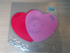 "EX- !! Cliff Richard/Two Hearts/1988 EMI Shaped Picture Disc 7"" Single"