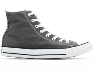 Converse Unisex Chuck Taylor All Star HI  NEW AUTHENTIC Charcoal 1J793