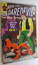 Daredevil #15 Romita Art The Ox Vg+