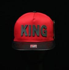 Plain Baseball Cap NYC SF TX LA KING Caps Snapback Fashion Hat Flat Bill Hats