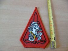 (P8) ECUSSON PATCH USA ARMY   CAT  VF-154