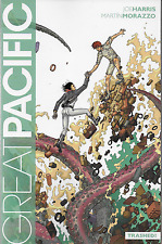 Great Pacific Vol 1: Trashed! by Harris & Morazzo 2013, Tpb 1st Print Image Oop