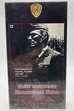 Heartbreak Ridge (VHS) Clint Eastwood