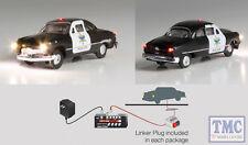 JP5613 Woodland Scenics N Scale Police Car