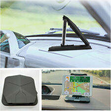 """Black Car SUV Center console Mount Holder Stand For 3""""-9.5""""in iPad Phone Tablet"""