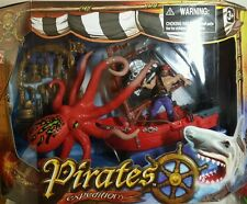 Pirates Expedition Octopus kids Gift LARGE BOX