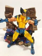 WOLVERINE Marvel Legends Series 3 III X-Men action figure Toy Biz