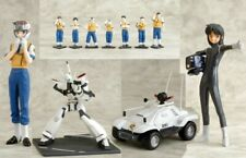 RARO SET 6 Trading Figures PATLABOR Collection Figure CM'S CORPORATION Giappone