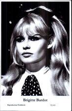 Beautiful Actress BRIGITTE BARDOT 72/69 Swiftsure 2000 Postcard GREAT QUALITY