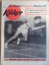 Baby-foot 29 - 20.7. 1959 * Martin Galaxie Athlétisme-DM Herberger Fritz Walter