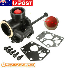 Carburetor Carby For Briggs Stratton 498809 498809A 497619 494406 Engine Gasket