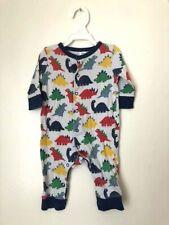 Baby Boden Boys Dinosaur Sleeper Romper 3-6 months