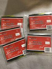 Paycheck Baits Punch Skirt Lot 5 Packs Grass Cutter Bass Fishing