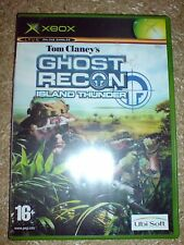 TOM CLANCY'S GHOST RECON ISLAND THUNDER (XBOX) USATO