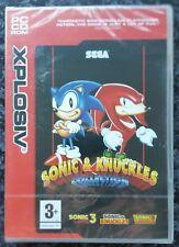 Sonic y nudillos Colección PC CD-ROM Juego XP Totalmente Nuevo Y Sellado Reino Unido XPLOSIV!