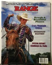 Range Rough Beautiful Places Crazy Mountain Critter Summer 2016 FREE SHIPPING JB