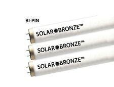 Solar Bronze F71 T-12 100/120 Watt Bi-Pin Tanning Bed Bulbs - 16 Bulbs