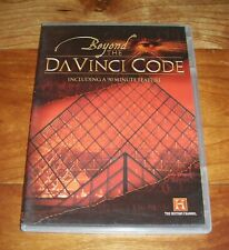 Beyond The Da Vinci Code (Dvd, 2005) History Channel Documentary