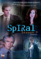 Spiral: Season 3 [New DVD] Boxed Set, Subtitled, Widescreen